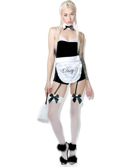 Maid In Heaven Costume Set