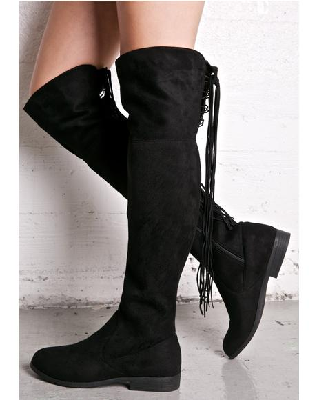 Rascal Knee-High Boots