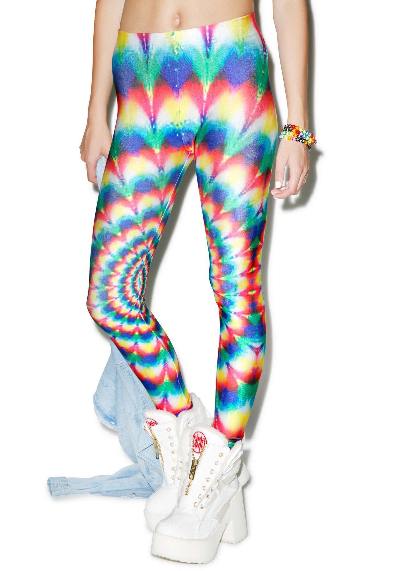 Into The Rainbow Leggings