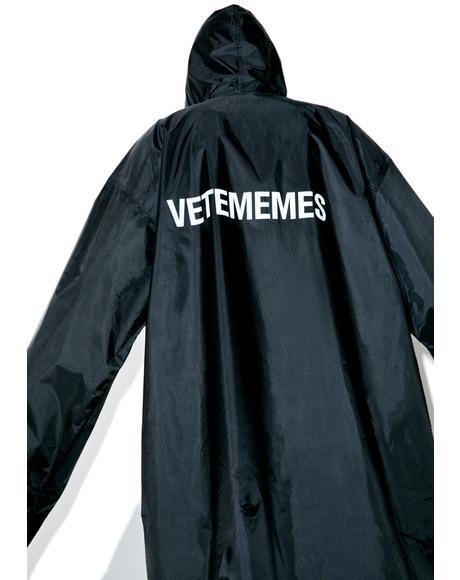 Vetememes Raincoat 2.0