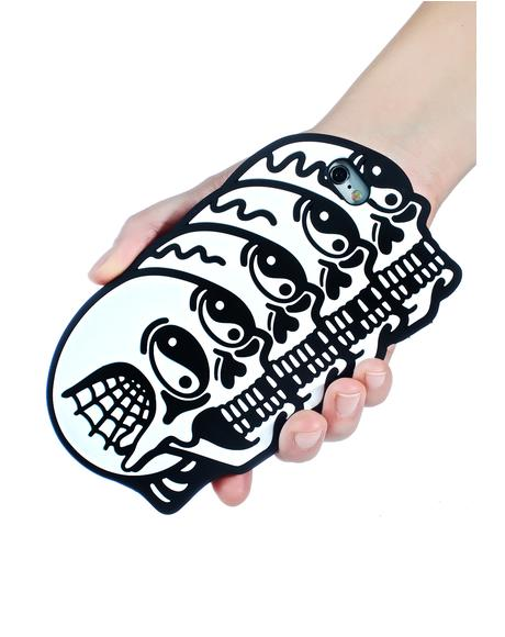 Death Is Calling Phone Case