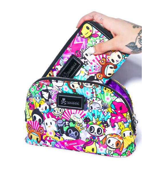 Tokidoki Superfan Collection Cosmetic Bag