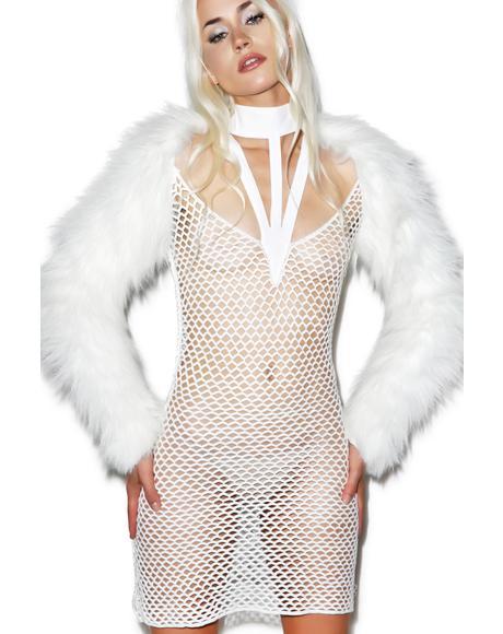 Haute Crochet Dress