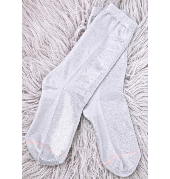 Stance Silver Bullet Everyday Socks