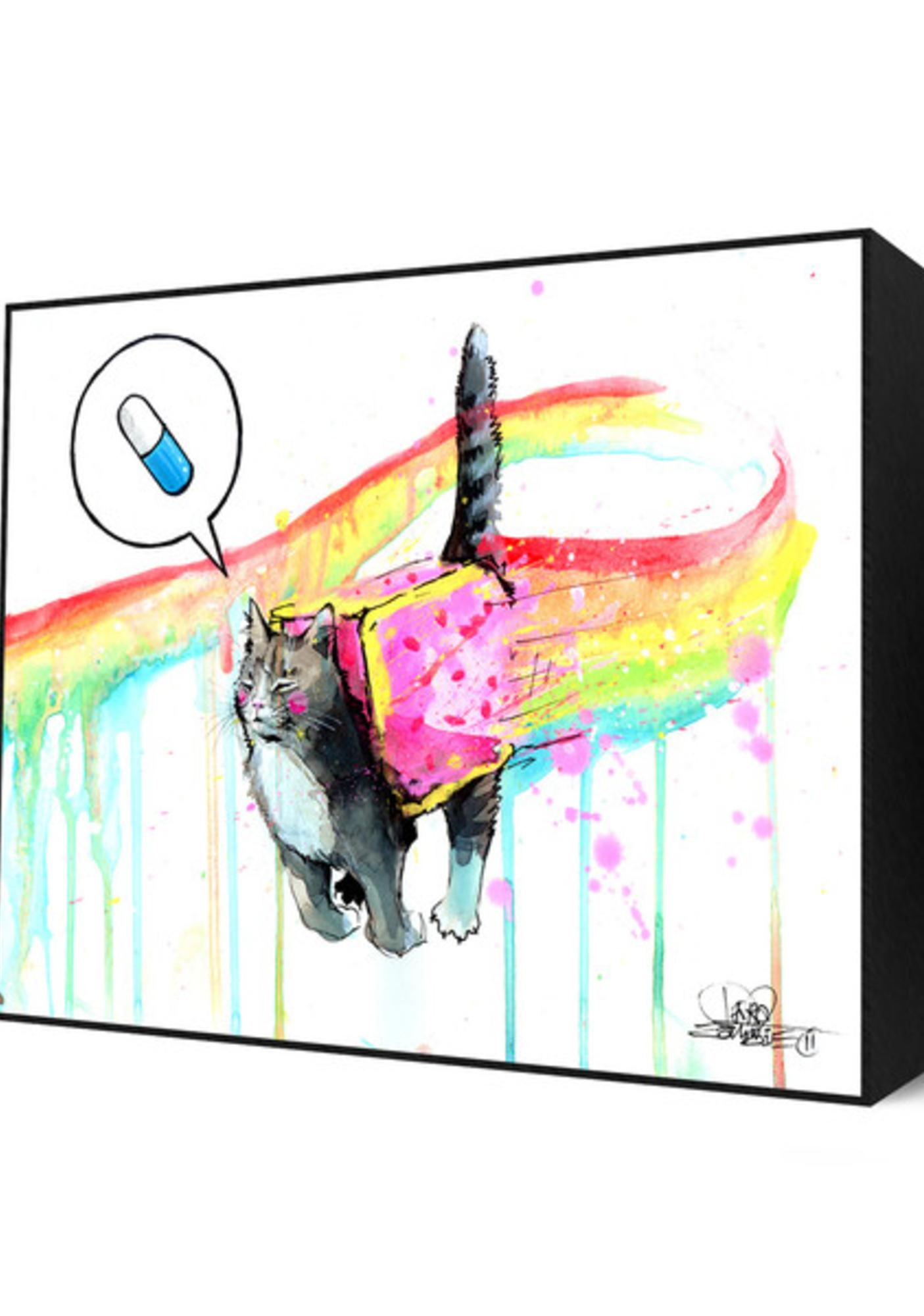 Lora Zombie Nyan Cat