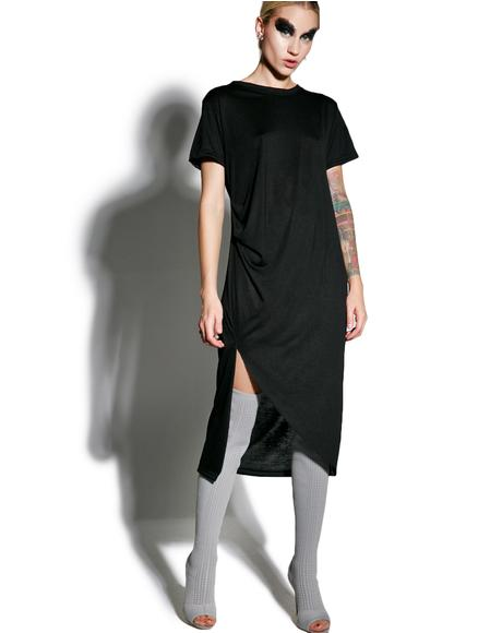 Complexities Midi Dress