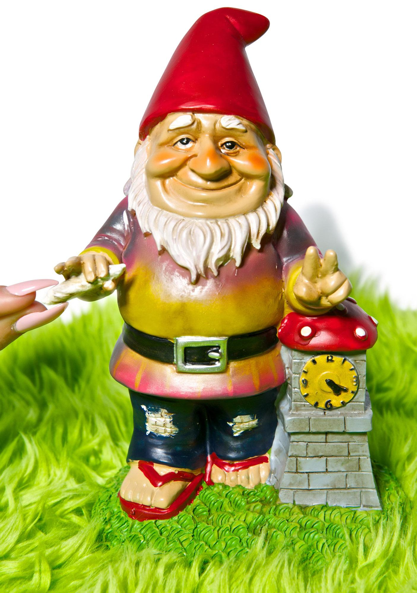 Whatzup The Garden Gnome Dude