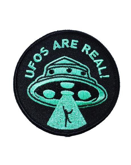 UFO's Are Real Patch