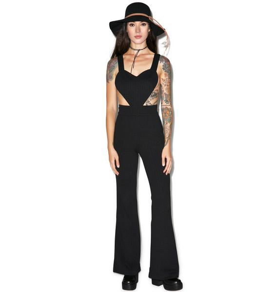 Line & Dot Lola Heart Jumpsuit