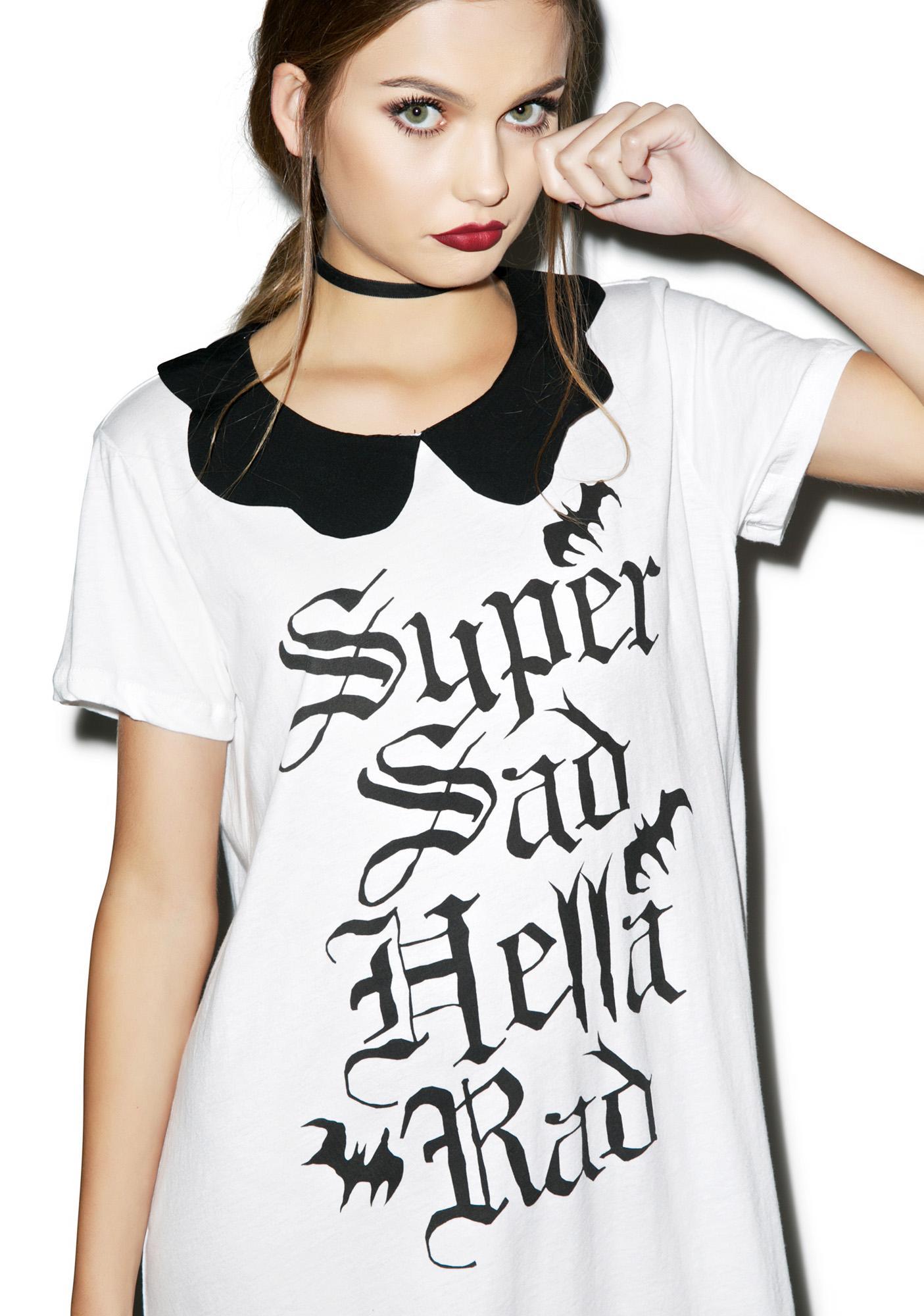 Iron Fist Super Sad Dress