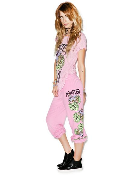 Tanzy Neon Monster Truck Pants