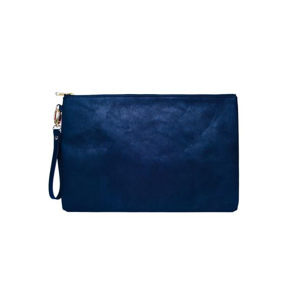 Halfman Romantics Famous UK Clutch Bag