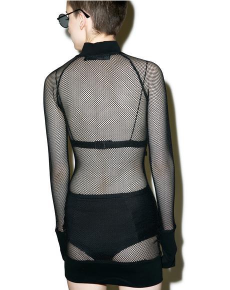 Omen Bodycon Dress