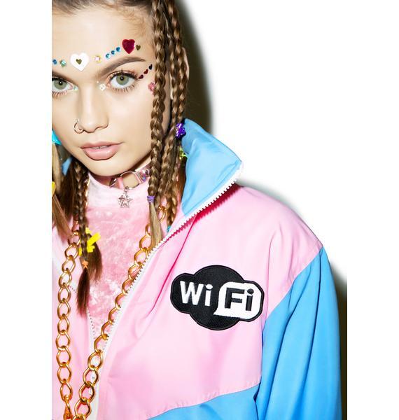 Demian Renucci Internet Clone Jacket