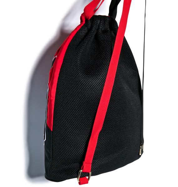 Joyrich Felix Color Block Knapsack
