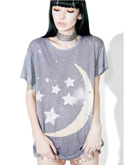 Starry Night Manchester Tee