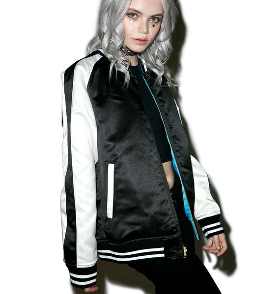 Pop Killer Ska Tiger Reversible Jacket