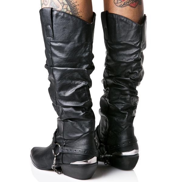 Y.R.U. Deathproof Boots