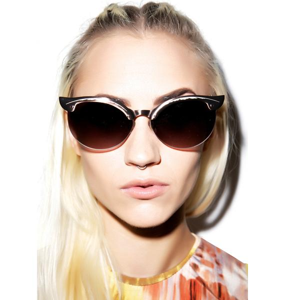 Wildfox Couture Crybaby Frame Sunglases
