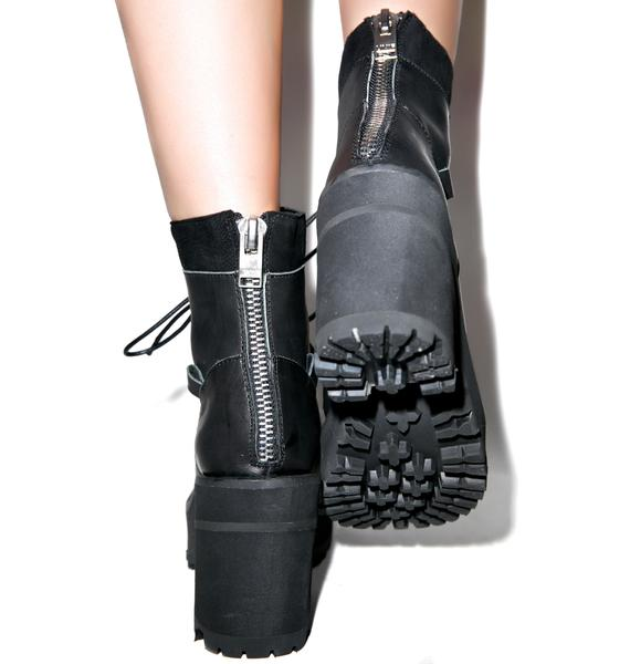 UNIF Reverb Boot
