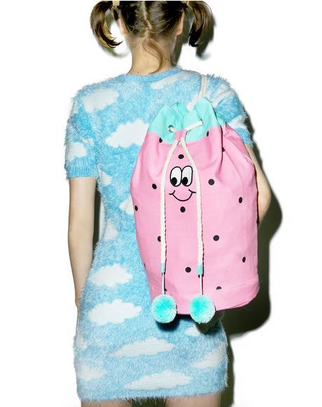 Watermelon Duffel Bag