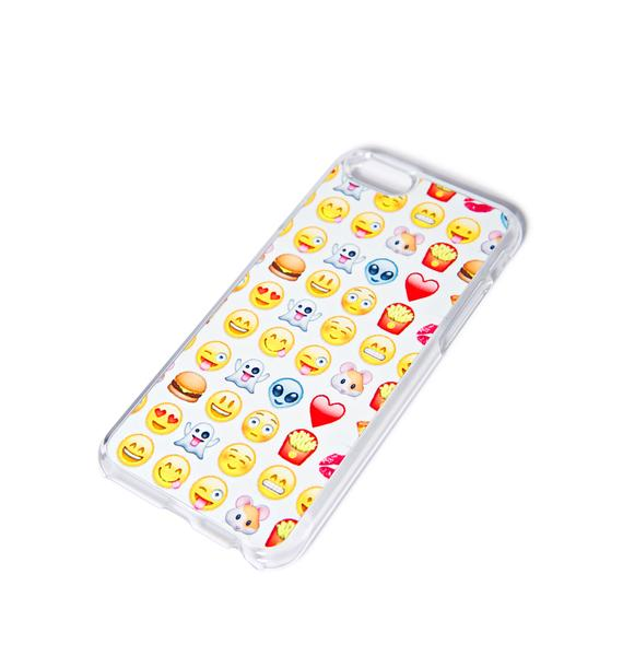 Gimme Mo Emoji iPhone 6 Case