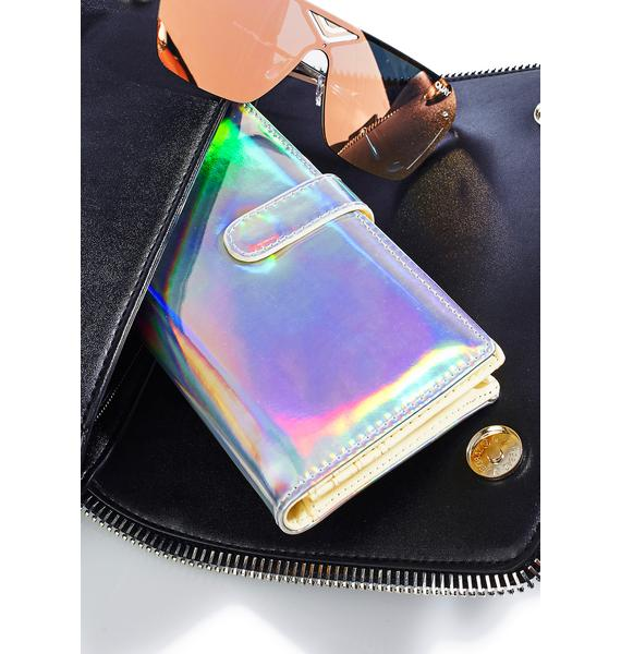 Neu Currency Holographic Wallet