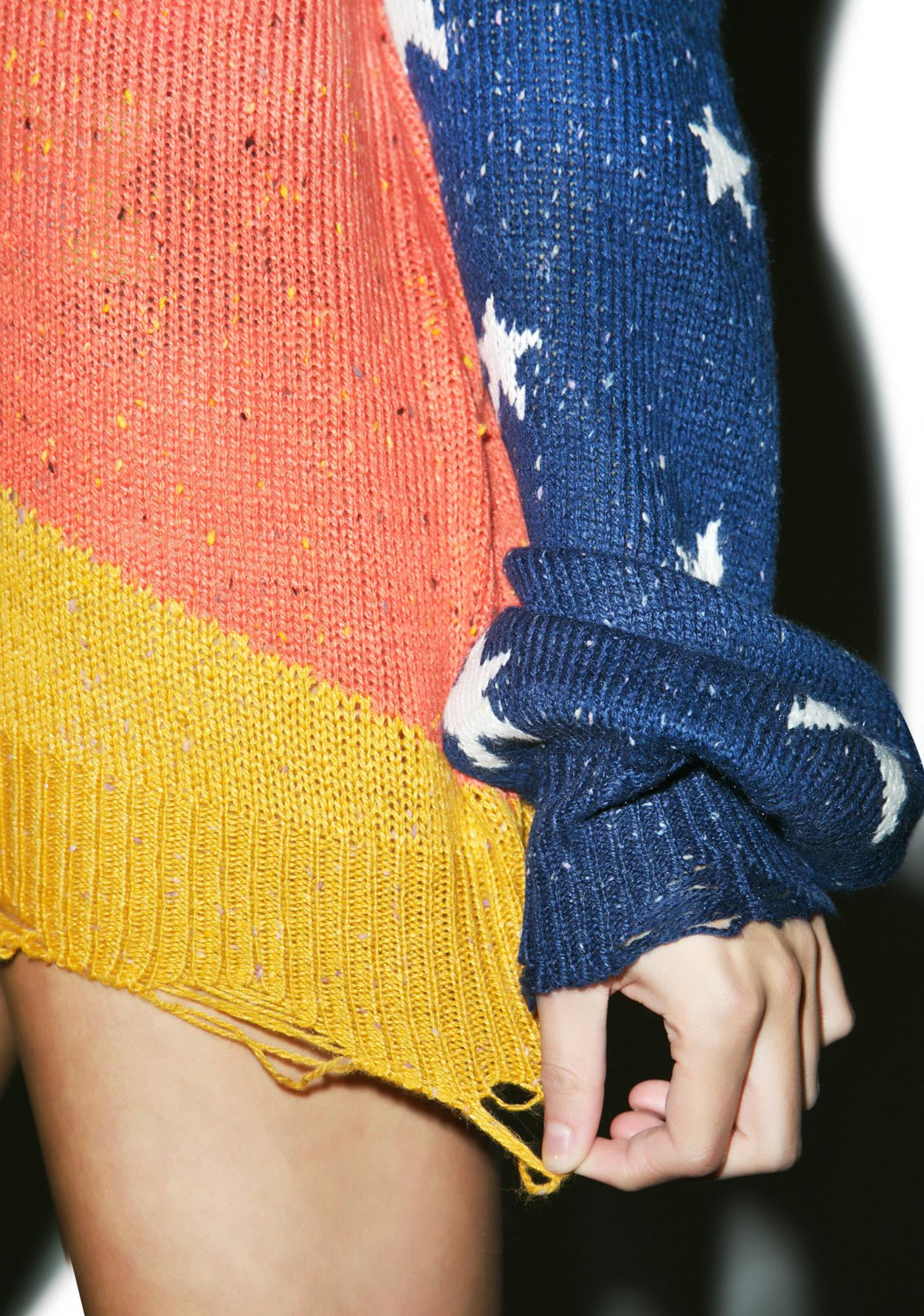 Wildfox Couture Wildwoman Misty Sweater