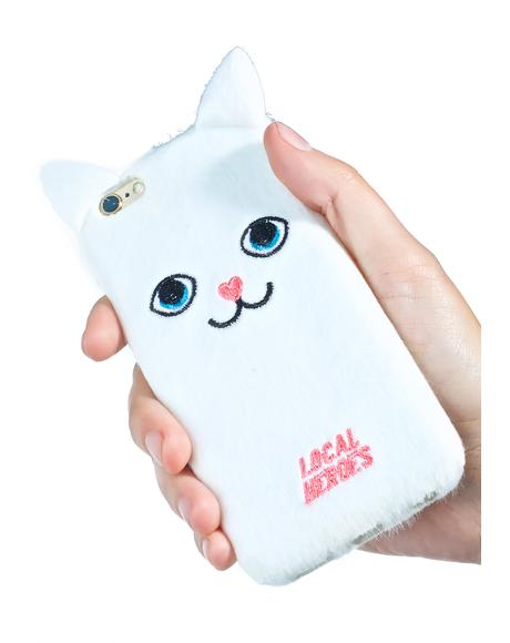 Furry Kitty iPhone 6 Case