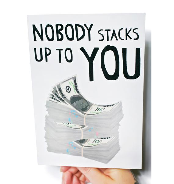 Fat Stackz Card