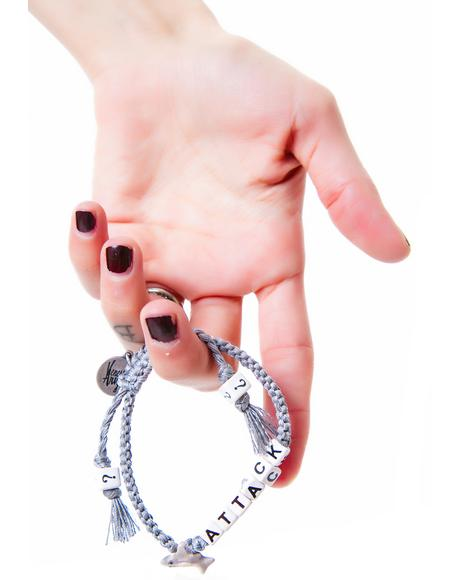 Shark Attack Bracelet