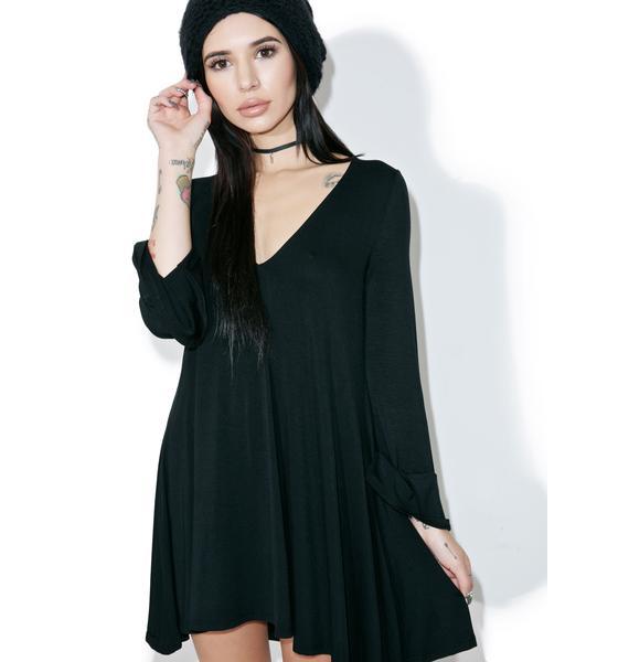 Gypsy Warrior Jinxed Mini Dress