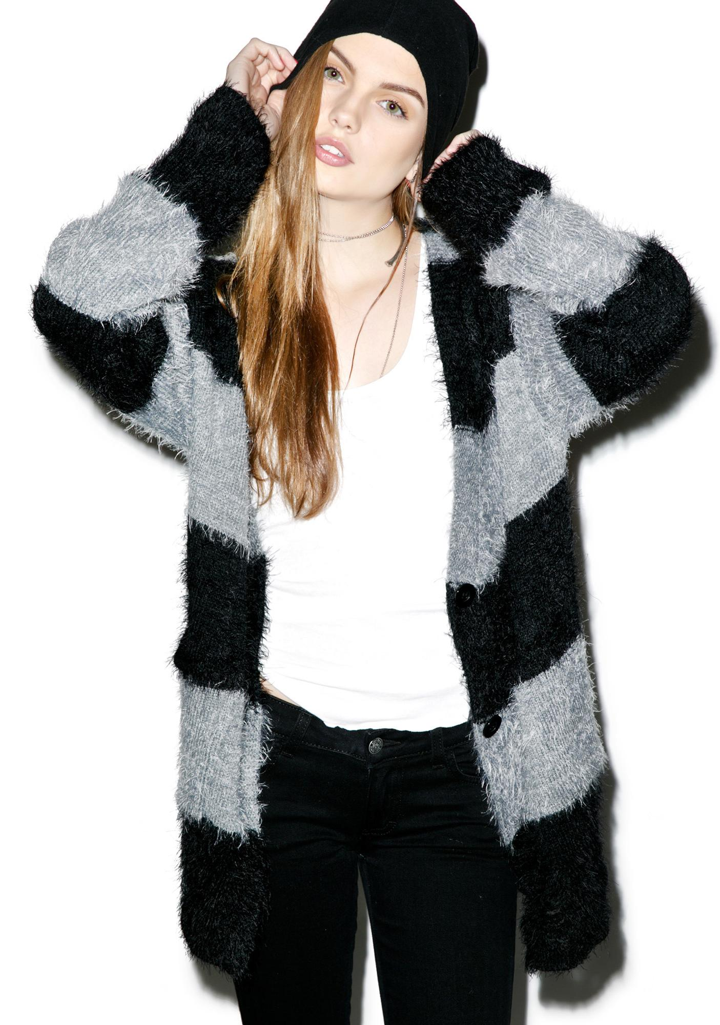 Disturbia Slacker Cardigan