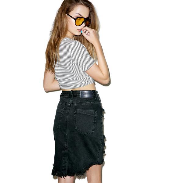 One Teaspoon Fox 2020 Skirt