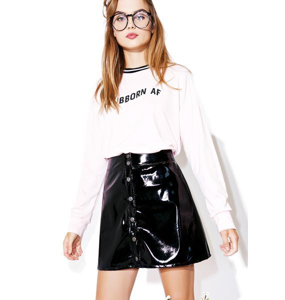 Valfré X Dolls Kill Rebel Skirt