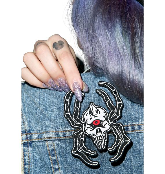 Mishka Cyco Spider Patch