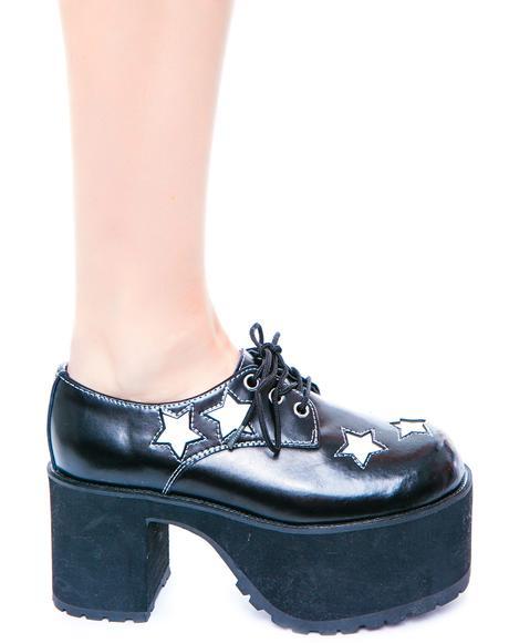 Star Nosebleed Heels