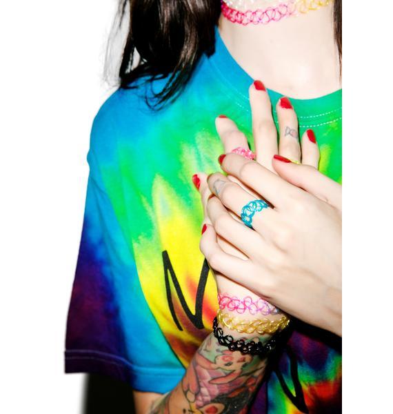 Vending Machine Tattoo Ring