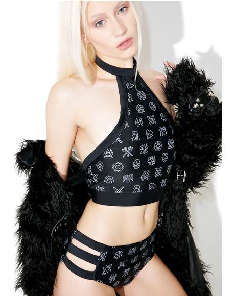 Esoteric Bikini Set