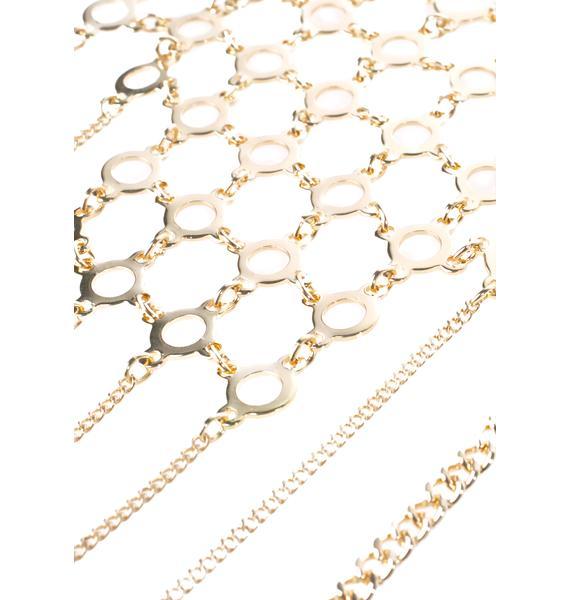 Stay Shining Chain Harness