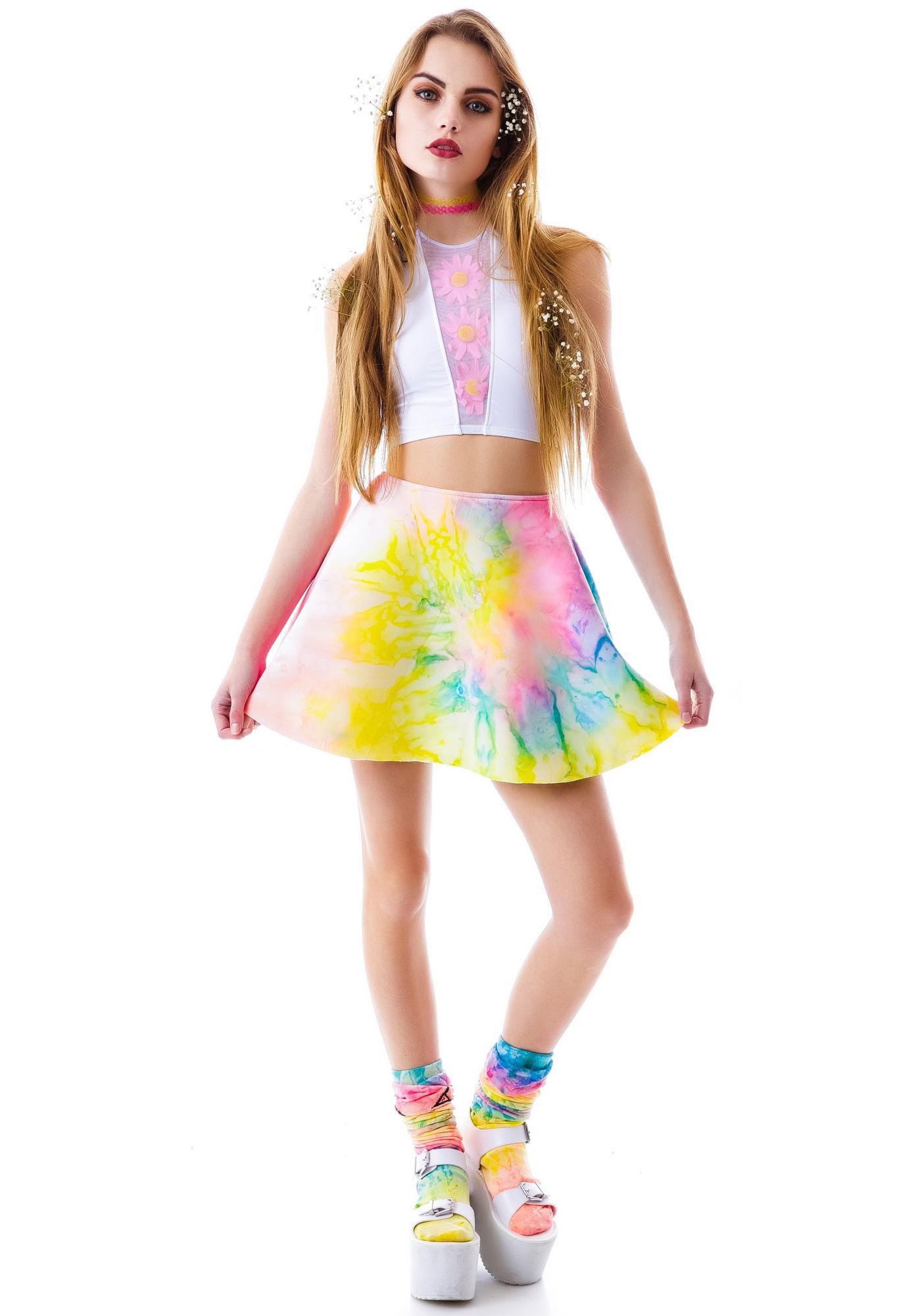 UNIF I Dye Skirt