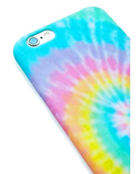 Tie Dye Case iPhone 6 Case
