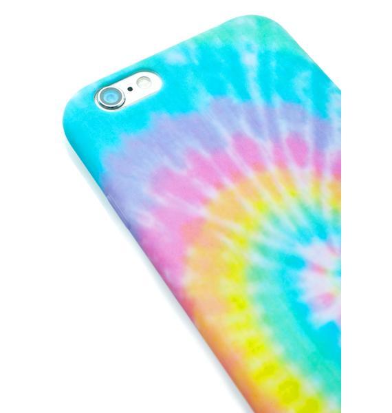 Local Heroes Tie Dye Case iPhone 6 Case