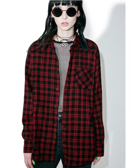 Never Enough Flannel