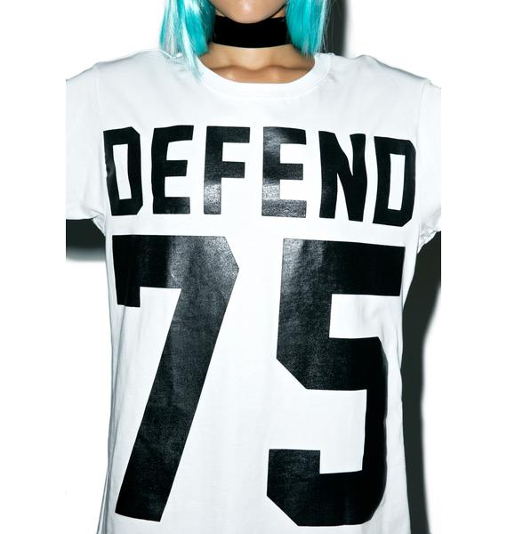 Defend Paris Defend 75 T-Shirt