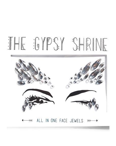 Venus Snow Queen Face Gems