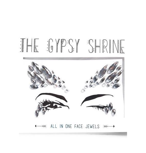 The Gypsy Shrine Venus Snow Queen Face Gems