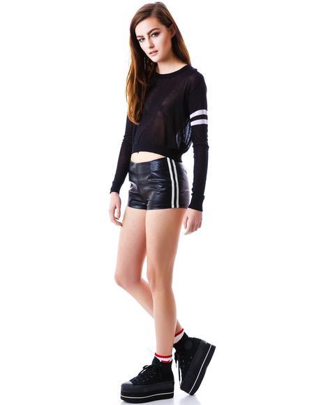 Sidelined Shorts