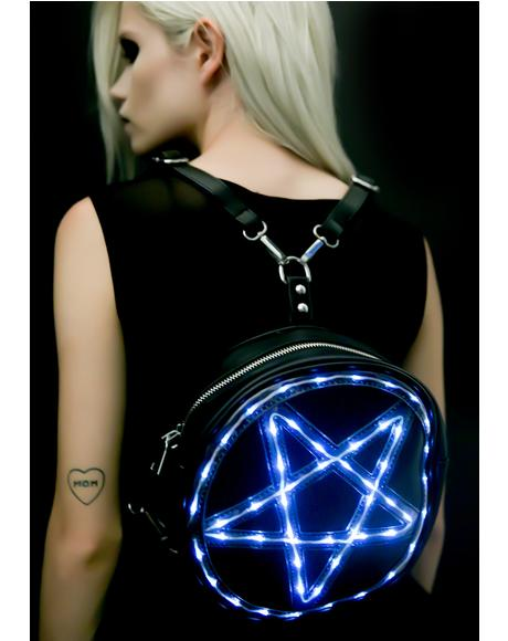 Darklight Circle Backpack