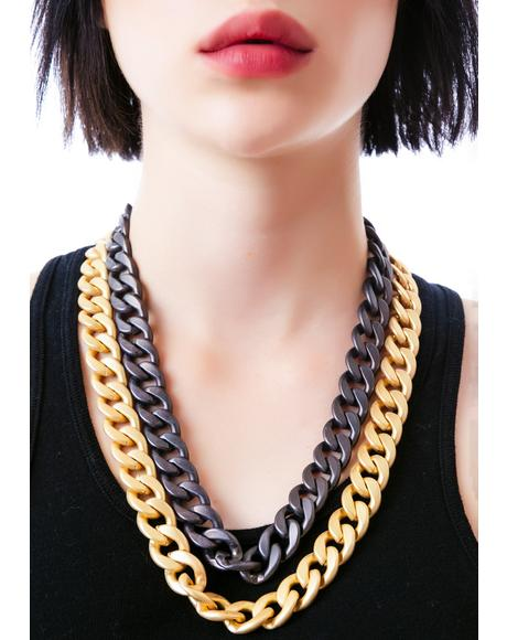 Trigger Necklace